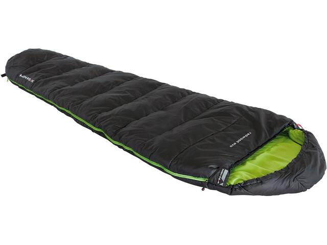 High Peak Redwood Evo - Sacos de dormir - izquierda verde/negro